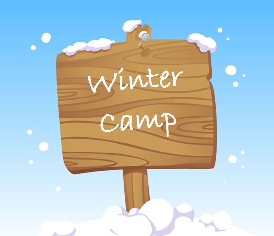 Image result for WINTER CAMP