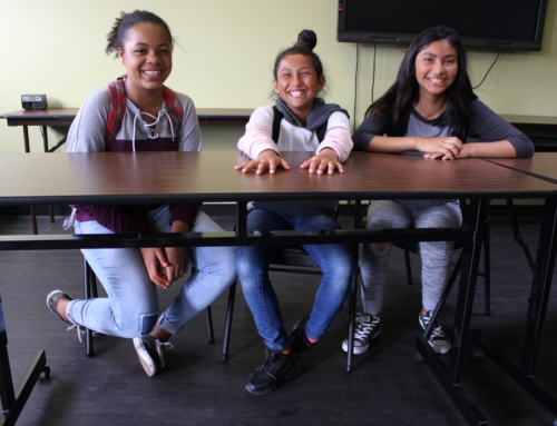 Boys & Girls Clubs of Oceanside Youth Receives Las Patronas Grant for New Center for Innovation